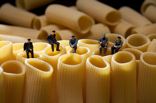 Pasta Pipefitters