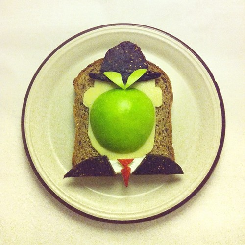 Magritte Toast