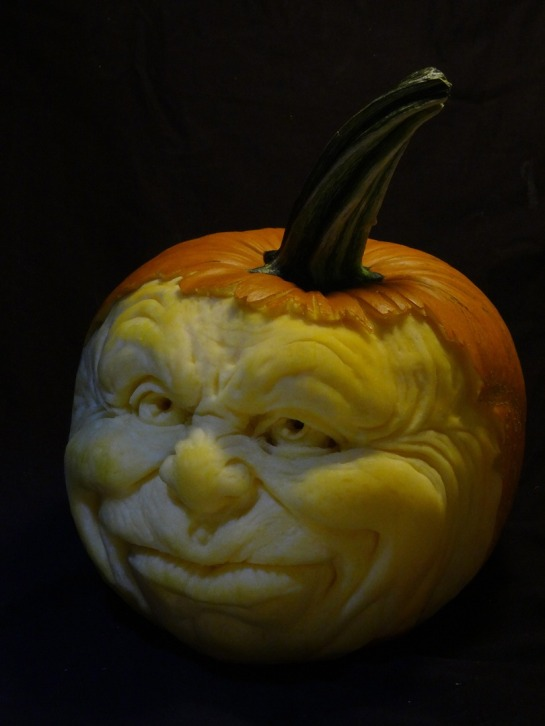 Jon Neill Pumpkin Carving