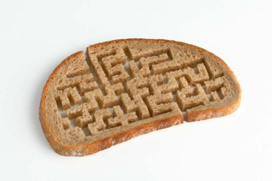 Brotlabyrinth